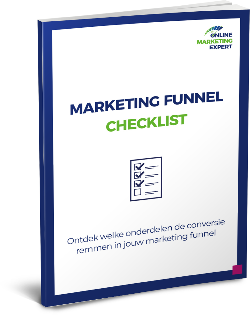 Marketing Funnel Checklist